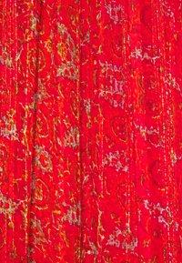 Desigual - PORTLAND - Długa sukienka - red - 6