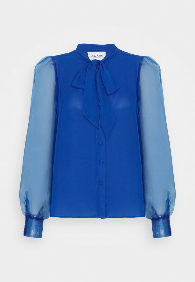 VMMARIA TIE - Blouse - surf the web