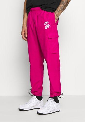 PANT - Pantaloni cargo - fireberry
