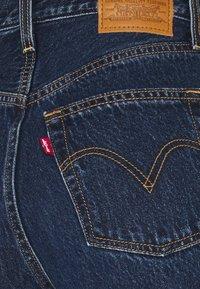 Levi's® - RIBCAGE STRAIGHT ANKLE - Jeans straight leg - noe dark mineral - 6