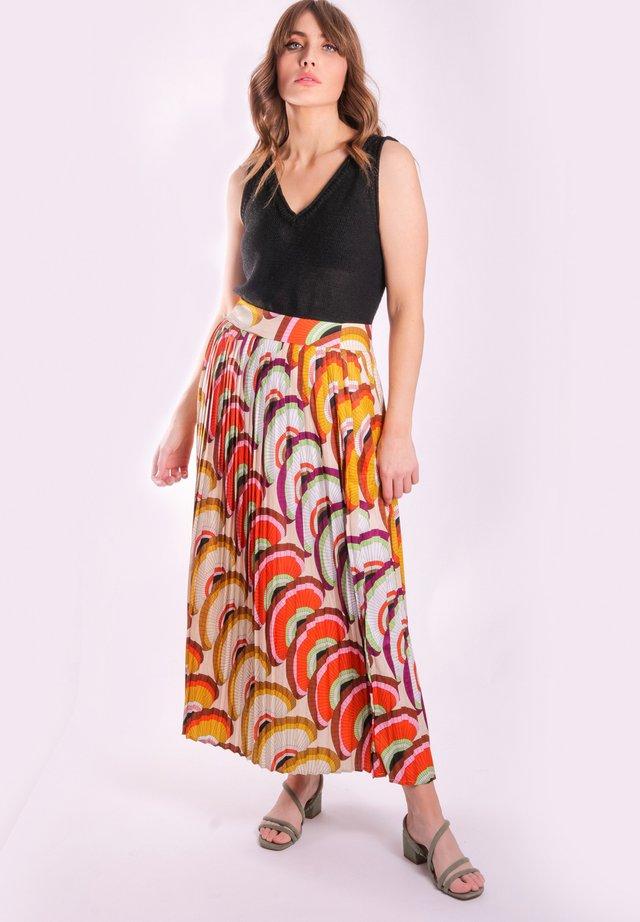 A-line skirt - one colour