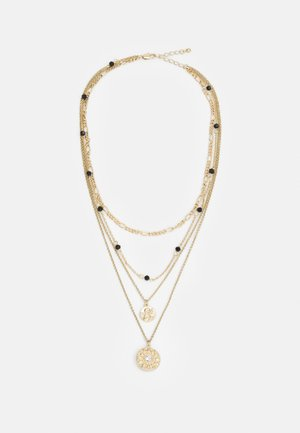 PCSANELA NECKLACE - Smykke - gold-coloured