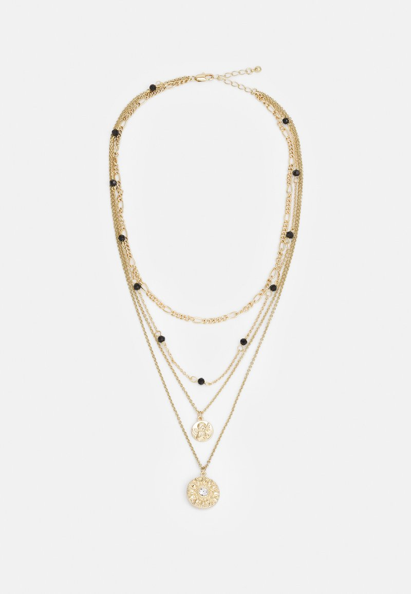 Pieces - PCSANELA NECKLACE - Smykke - gold-coloured