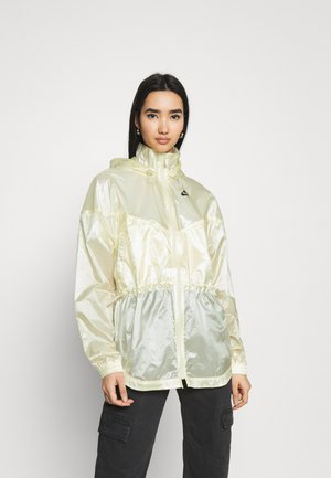 SUMMERIZED - Summer jacket - coconut milk/black
