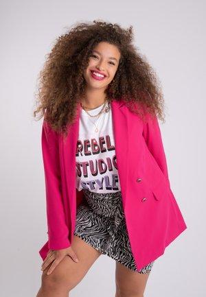 Blazer - fel pink