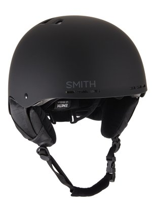 HOLT UNISEX - Casco - matte black