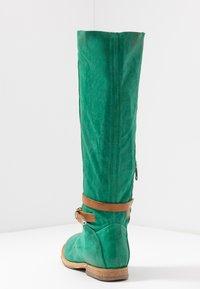 A.S.98 - Laarzen - emerald/natur - 5