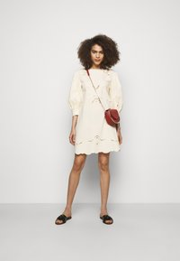 See by Chloé - Day dress - buttercream - 1