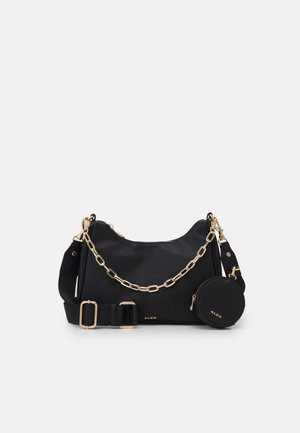 ONARDONIEL SET - Handbag - black/gold-coloured