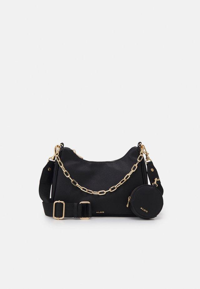 ONARDONIEL SET - Käsilaukku - black/gold-coloured