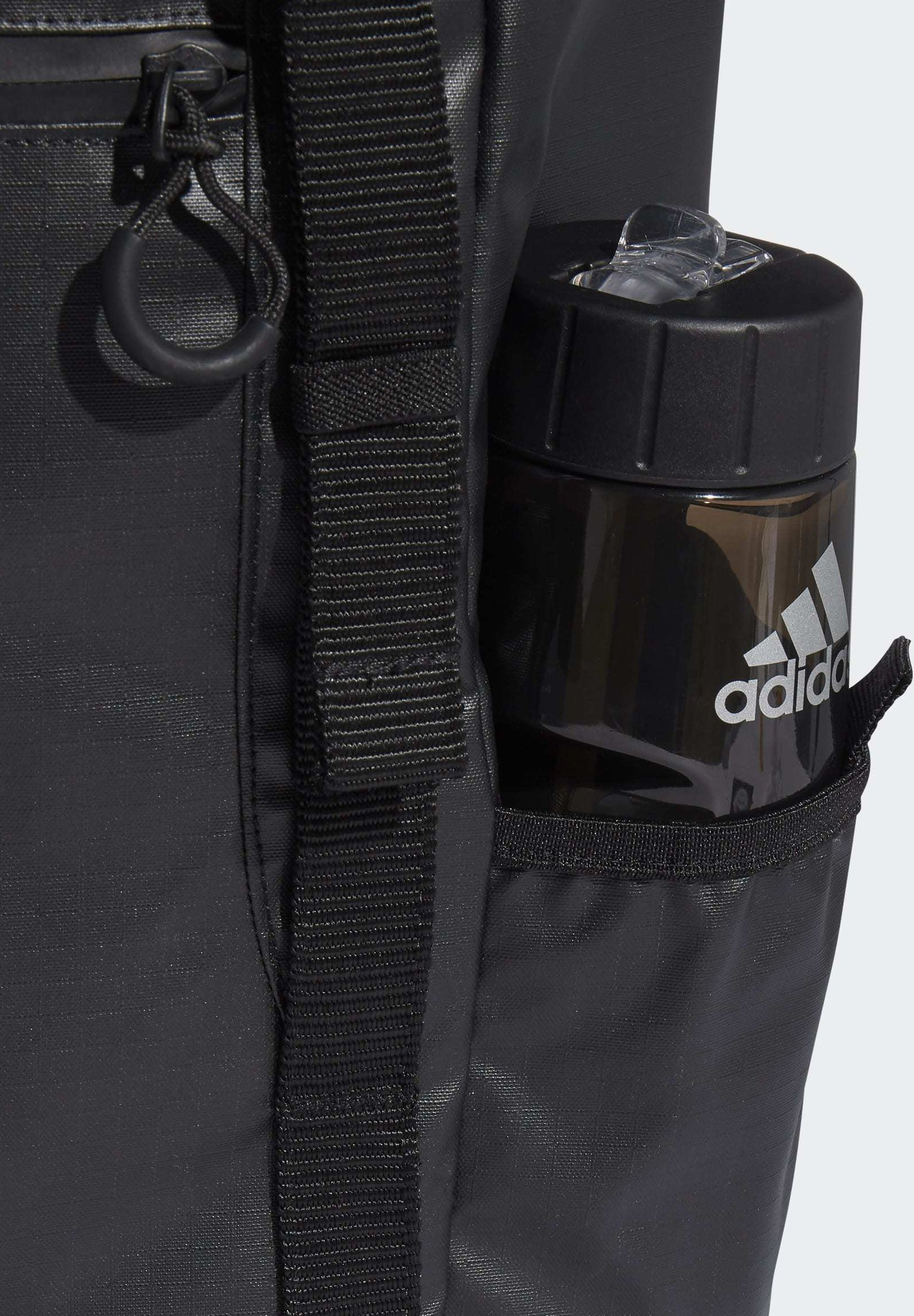 adidas Originals STREET TOPLOADER BACKPACK - Sac à dos - black