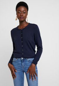edc by Esprit - BASIC - Cardigan - navy - 0