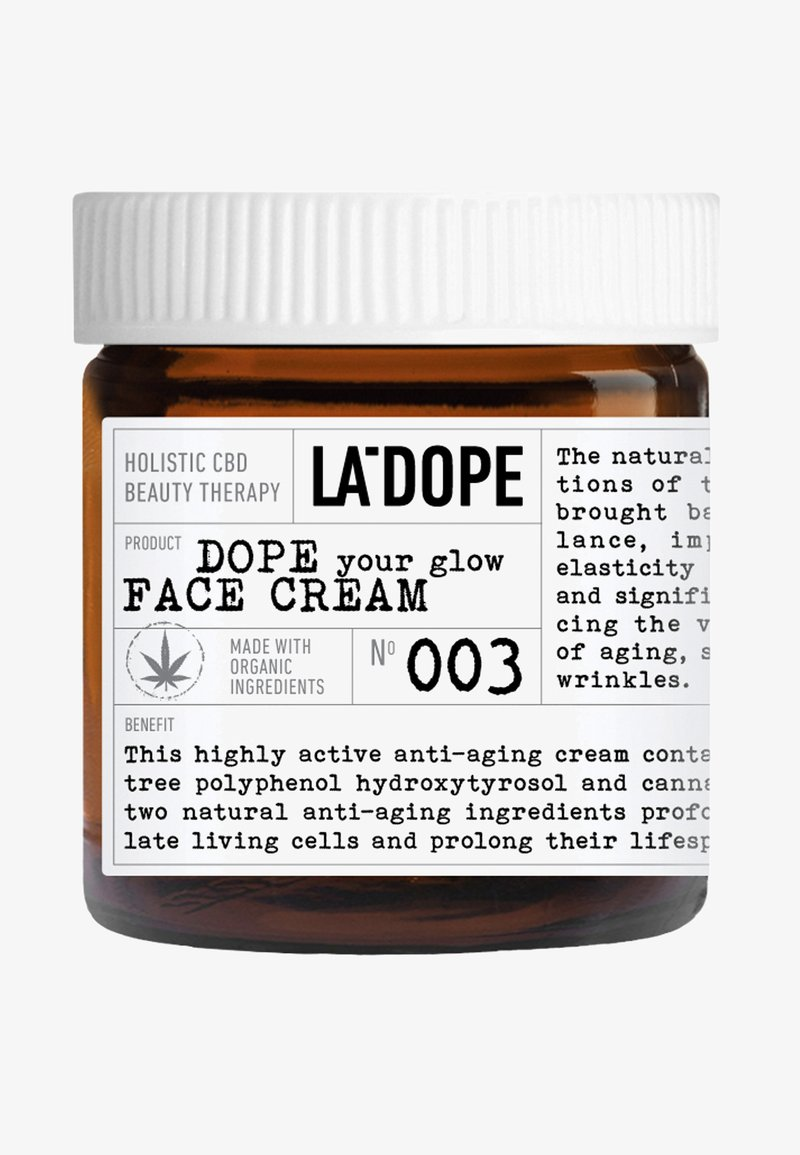 LA DOPE - CBD FACE CREAM 003 - Face cream - -