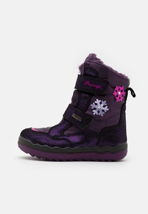 Winter boots - ametist/inchios
