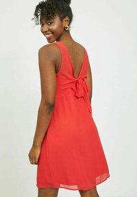 Vila - Cocktail dress / Party dress - mars red - 4