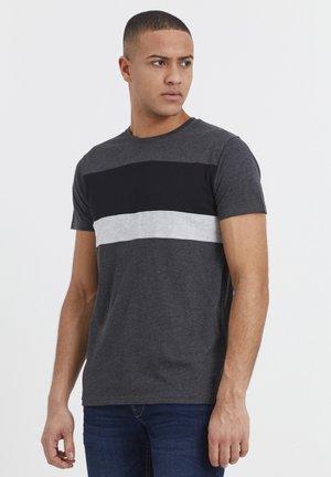 SASCHA - Print T-shirt - dark green