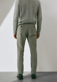 Massimo Dutti - SLIM-FIT LIMITED EDITION  - Chino - light grey - 2