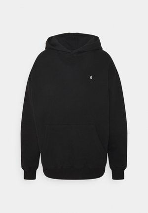 ERITH P/O FLEECE - Hoodie - black