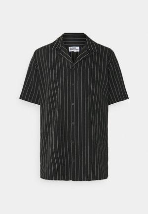 ASHLAND BOXY UNISEX - Košile - black