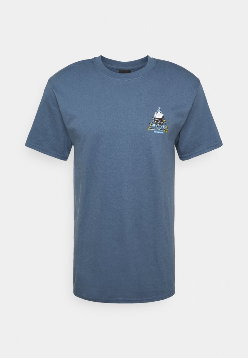 HUF - Print T-shirt - slate