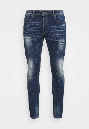 KEPPLER - Skinny džíny - mid blue