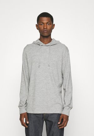CLASSIC FLAME HOODIE - Maglione - mottled grey
