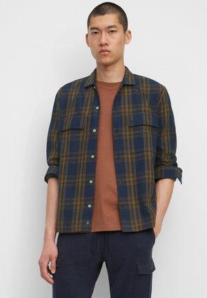 Shirt - multi/pale brown