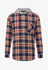 Redefined Rebel - RRCOLE - Shirt - brick red - 4