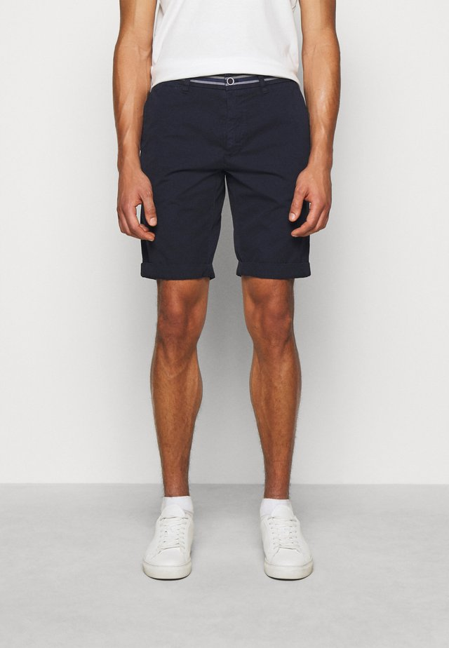 LONDONSUMMER - Shorts - dark blue