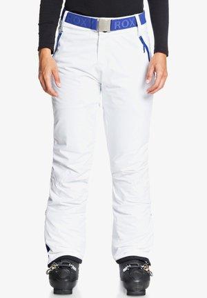 PREMIERE - Schneehose - bright white