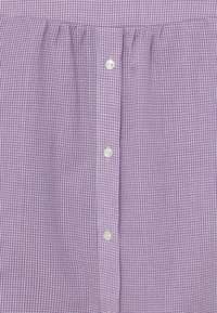 Grunt - JOAN CHECK - A-line skirt - light purple - 2