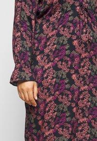JUNAROSE - by VERO MODA - JRHALDIS BELOW KNEE DRESS  - Day dress - navy blazer - 5