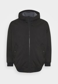 Jack & Jones - JJBERNIE JACKET - Light jacket - black - 4