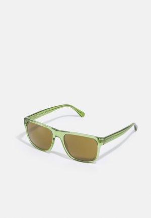 Sluneční brýle - transparent/green