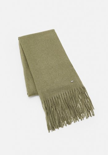 ANELL SCARF - Scarf - soft moss