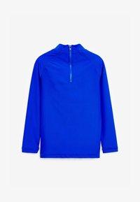 Next - Rash vest - blue grey - 0