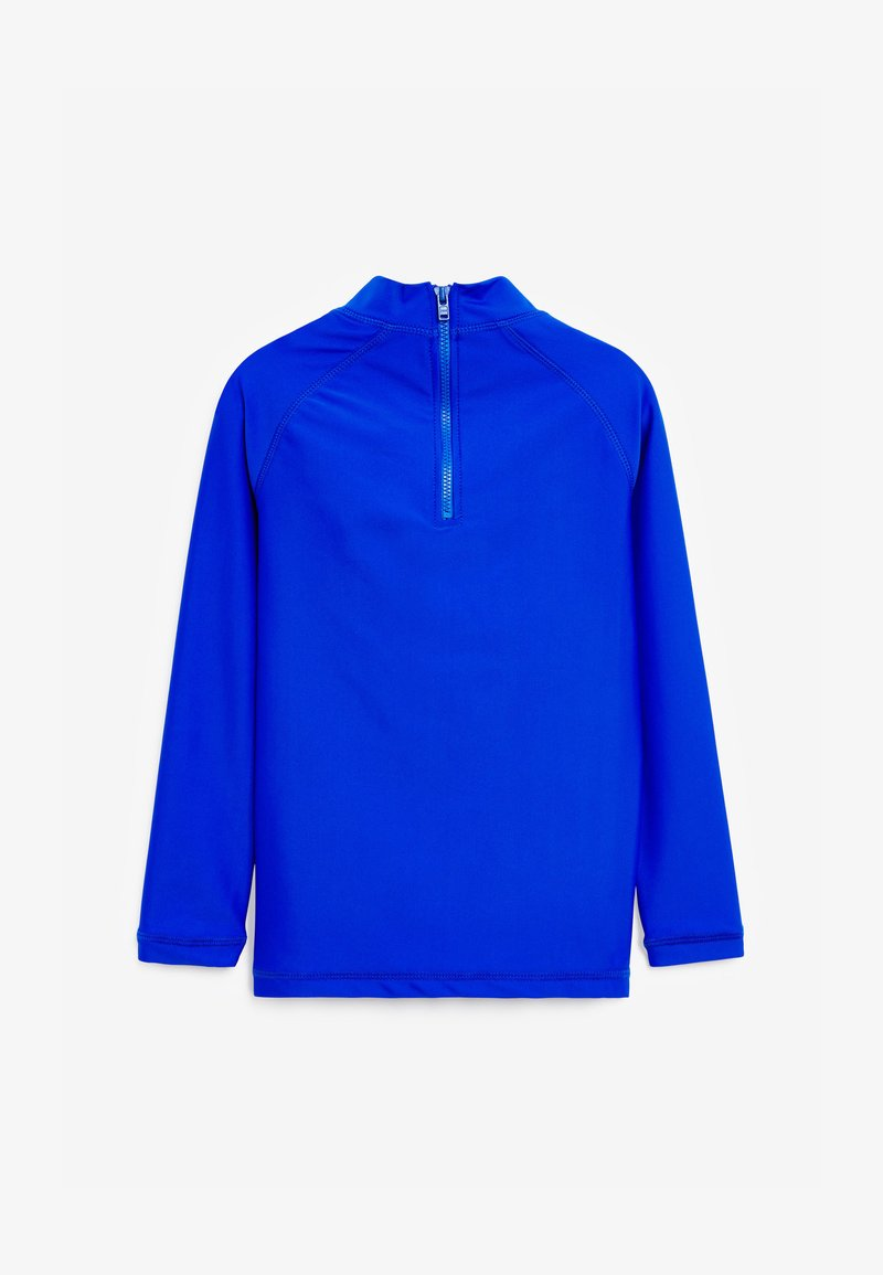 Next - Rash vest - blue grey