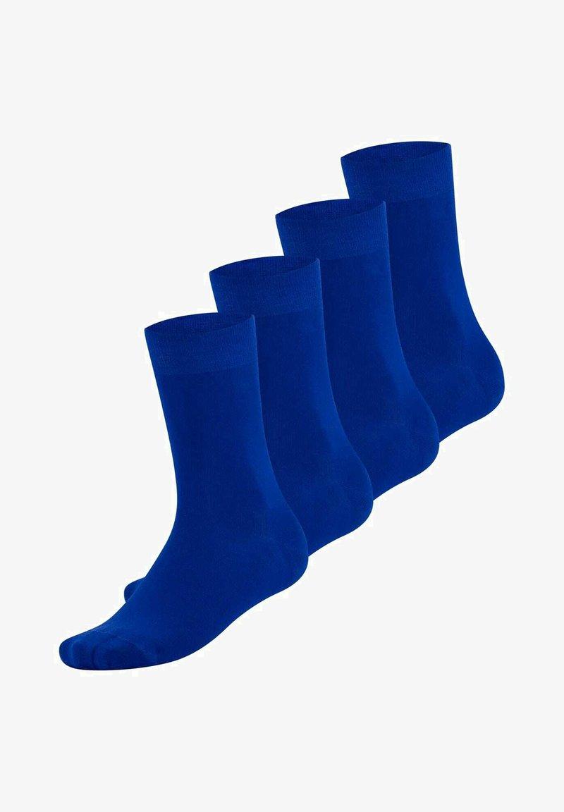 Bambocks - 4 PACK - Sokken - dark blue