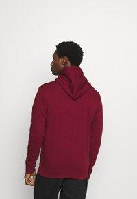 INDICODE JEANS - WILKINS - Sweatshirt - bordaux - 2
