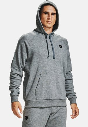 RIVAL  - Sweat à capuche - pitch gray light heather
