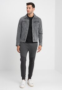 Pier One - Trainingsbroek - dark grey - 1