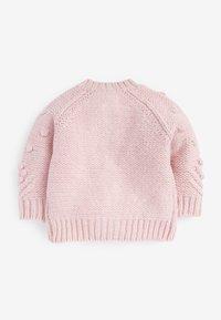 Next - CHUNKY - Cardigan - pink - 1
