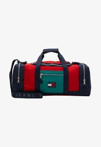 Tommy Jeans - HERITAGE DUFFLE - Weekend bag - green - 1