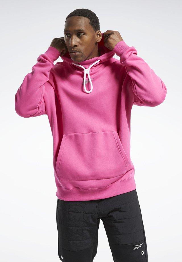 MYT FLEECE HOODIE - Sweat à capuche - pink