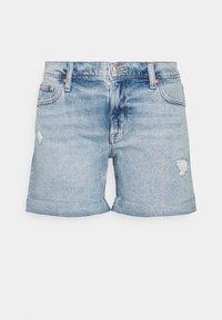 GAP Petite - DEST - Denim shorts - light pacific - 0