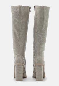 RAID - CELENI - High heeled boots - grey - 3