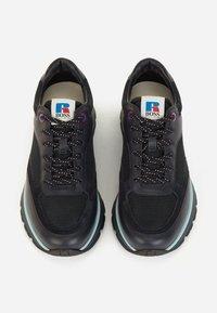 BOSS - ARIGON_RUNN_RA - Sneakers laag - dark blue - 3