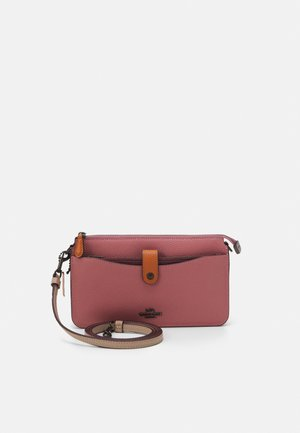 COLORBLOCK - Across body bag - vintage pink multi