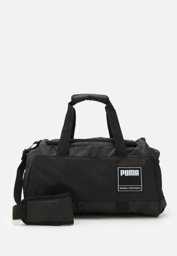 GYM DUFFLE S UNISEX - Sportovní taška - black
