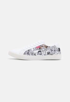 MARVEL UNISEX - Sneakers basse - white